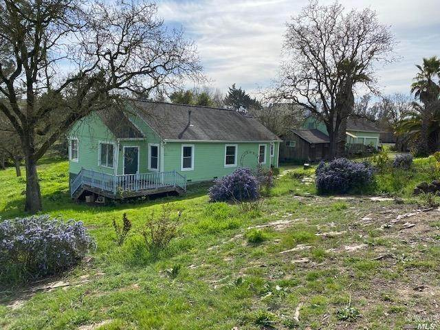 Single Family Homes for Sale at 909 West School Cotati, California 94931 United States