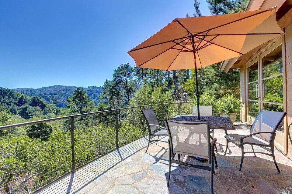 Single Family Homes per Vendita alle ore 30 Edgehill Road Mill Valley, California 94941 Stati Uniti